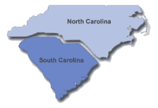 North and South Carolinas